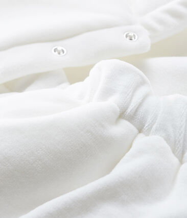 3-in-1 Babies' Velour Snowsuit