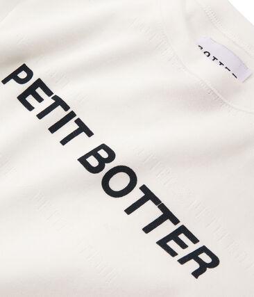 Short-Sleeved T-Shirt Marshmallow white