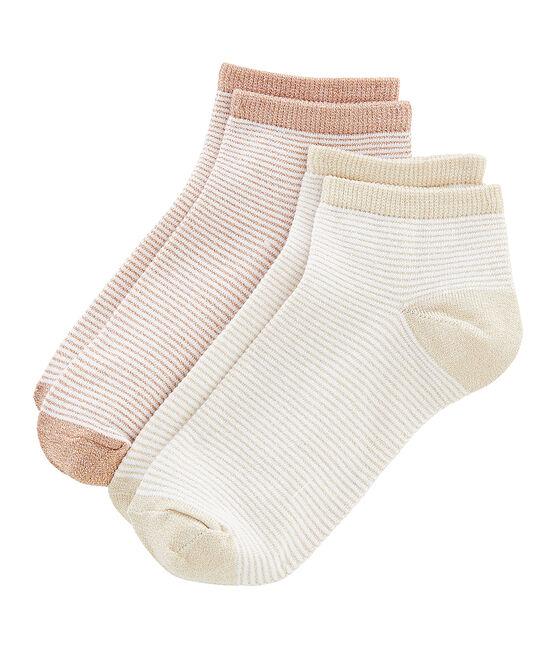 Set of short socks . set