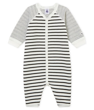 Baby Boys' Soft Footless Sleepsuit