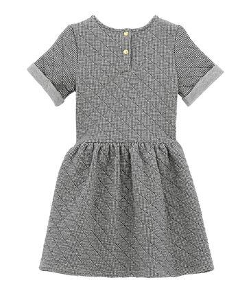 Girl's short sleeved dress