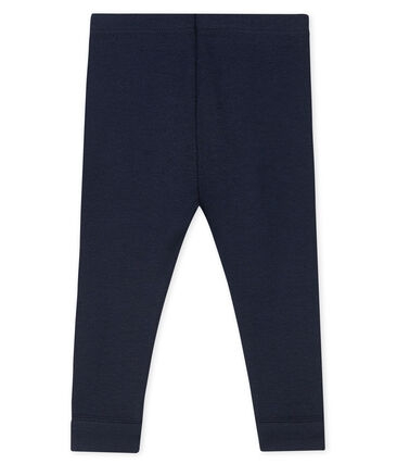 Baby Girls' Leggings Smoking blue
