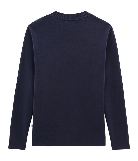 Men's Sailor Pullover Smoking blue