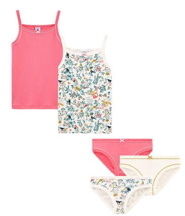 Set of underwear for girl . set