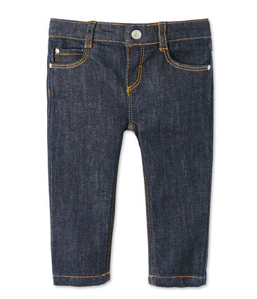 Unisex Baby Slim-Fit Jeans Jean blue