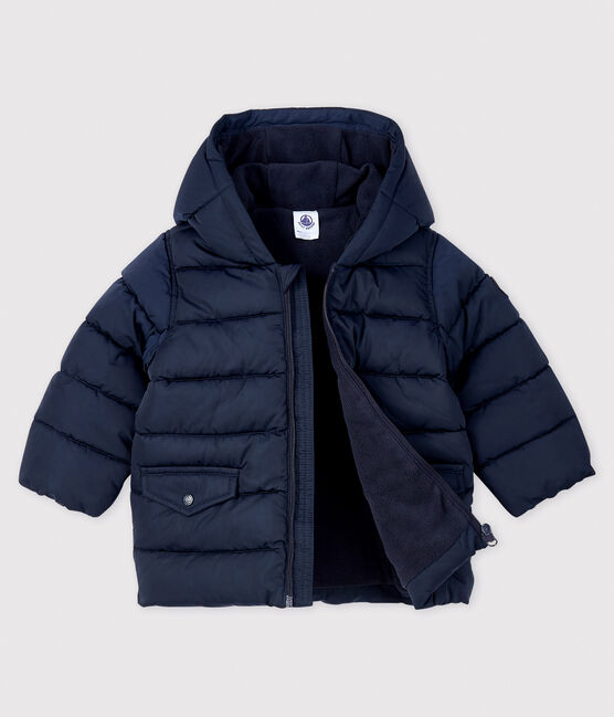 Baby boy's quilted puffer jacket SMOKING