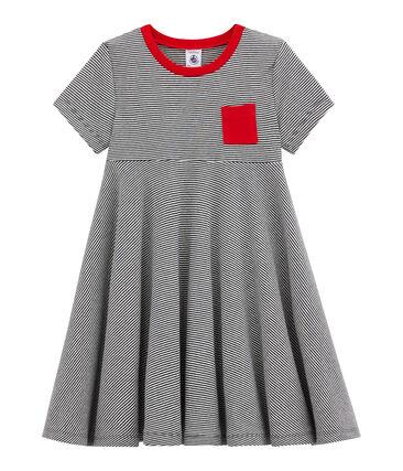 Girl's lightweight jersey dress