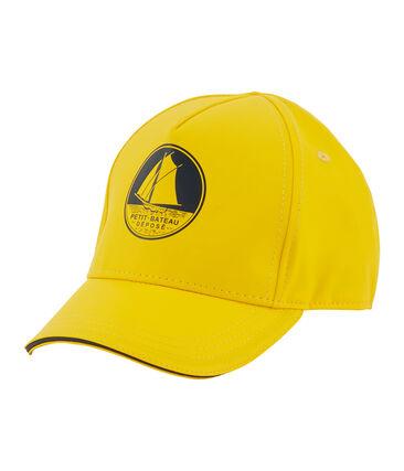Unisex Child's Cap Jaune yellow