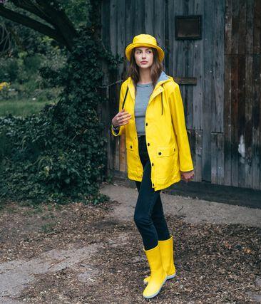 Unisex Rain Hat Jaune yellow