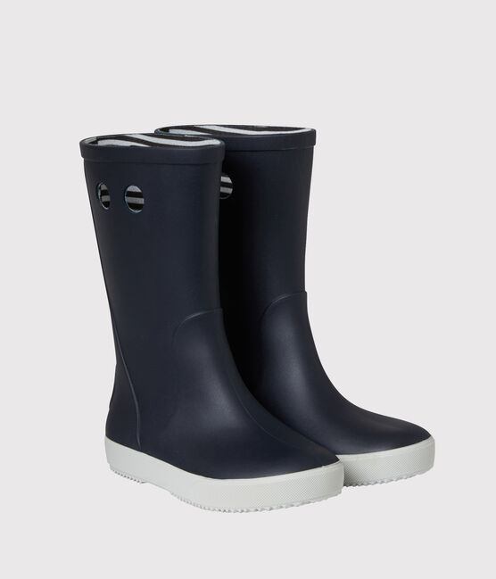 Rain boots Smoking blue