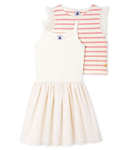 Girls' 3-in-1 Dress