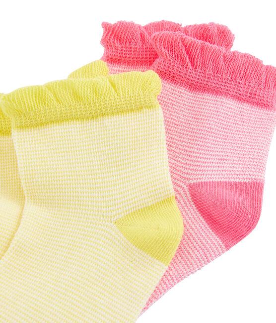 23//26 Multicolorlor 18//36 Months Petit Bateau Baby Girls 5704301 Socks