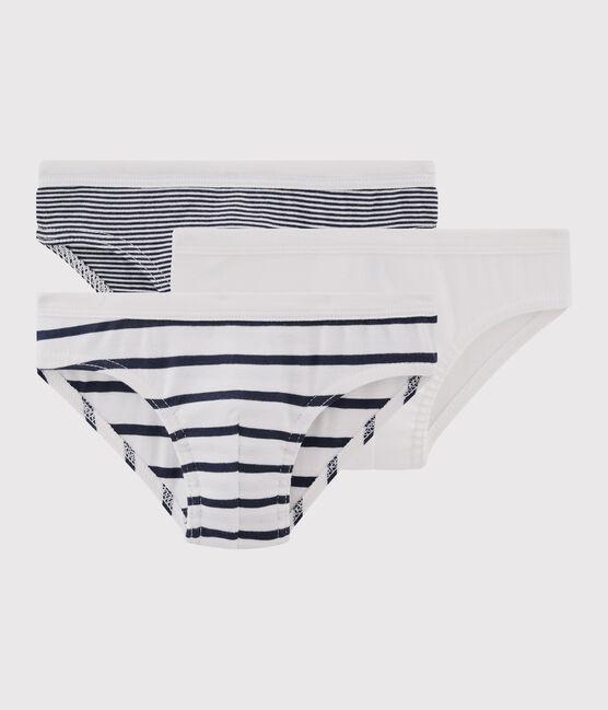 Boys' Striped Briefs - 3-Pack . set