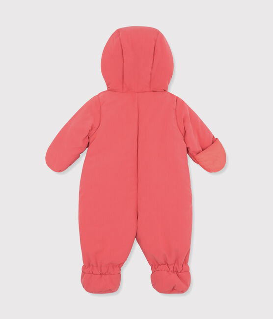 Baby's unisex 3-in-1 snowsuit Cosmetique pink