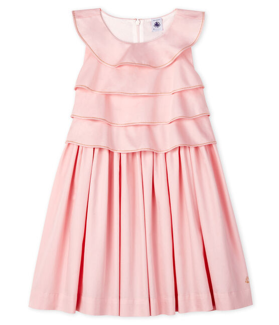 Girls' Satin Dress MINOIS