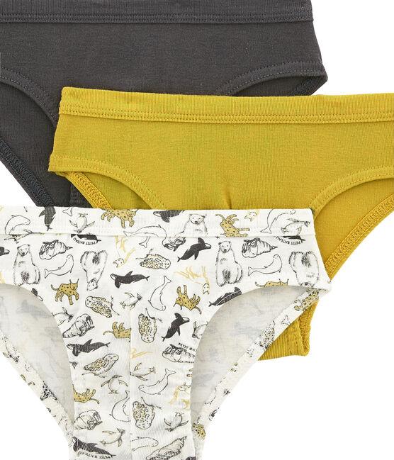 Little boy's pants trio . set