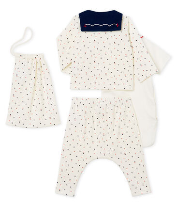 Baby boys' print clothing - 3-piece set