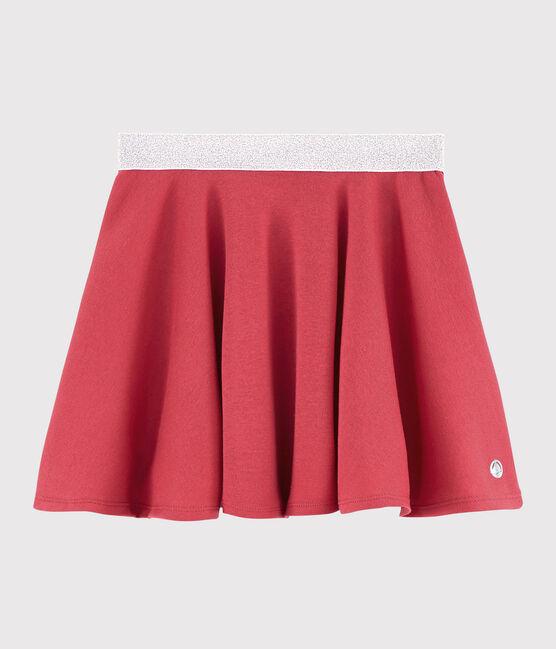 Girls' mesh knit skirt POPPY