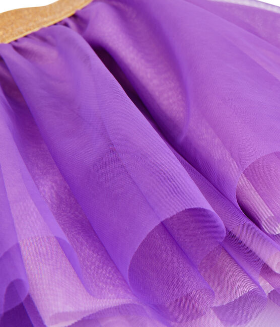 Girls' Skirt Real purple