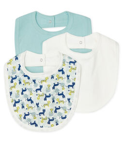 Baby Boys' Bibs - 3-Piece Set . set
