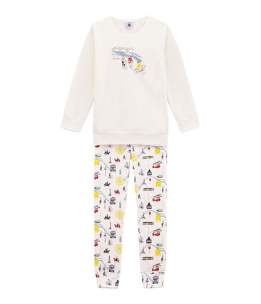 Little girl's pyjamas