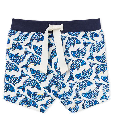 Baby boys' printed shorts