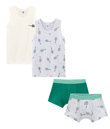 Set of underwear for boy