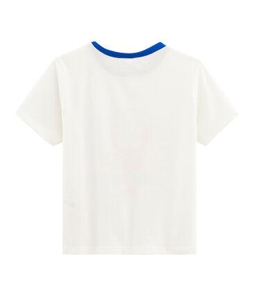 Boys' T-Shirt Marshmallow white