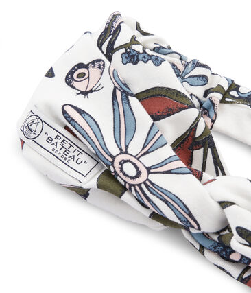 Women's Headband Marshmallow white / Multico white