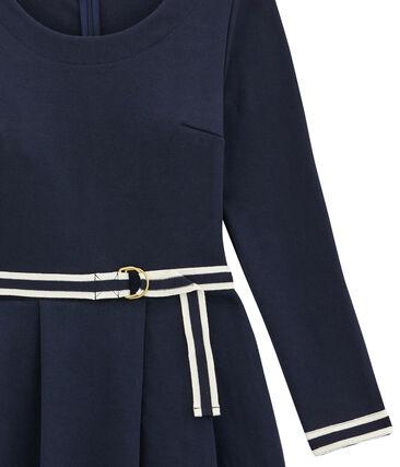 women's low waisted dress