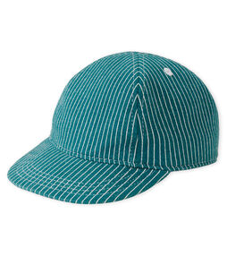 Baby boys' striped cap