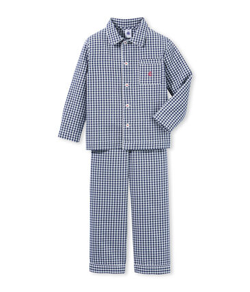 Boys' Twill Pyjamas