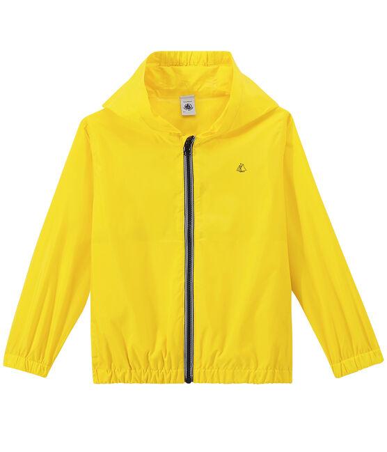 Child's windbreaker Jaune yellow