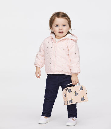 Unisex Baby's Fleece-Lined Jacket null