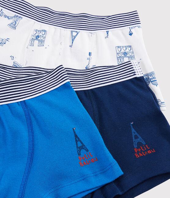 Boys' Paris Boxer Shorts - 3-Piece Set . set