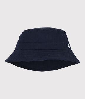 Unisex Children's Twill Sun Hat Smoking blue