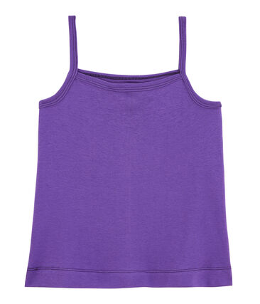 Girls' Vest Real purple