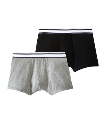 set of 2 men's boxers