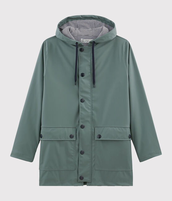 Women's/Men's iconic waxed jacket Thuya green