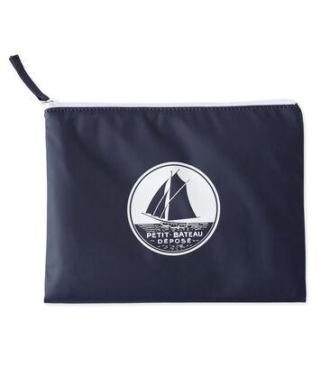 Plain clutch bag