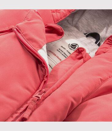 Unisex Baby's Microfibre Snowsuit Cosmetique pink