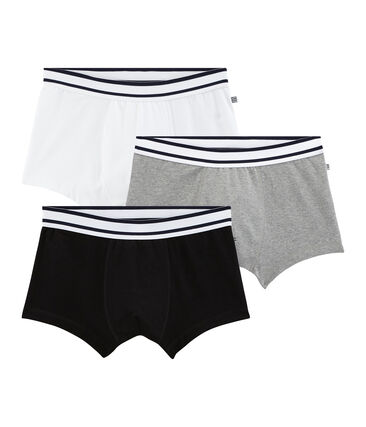 Set of 3 pairs of men's boxers