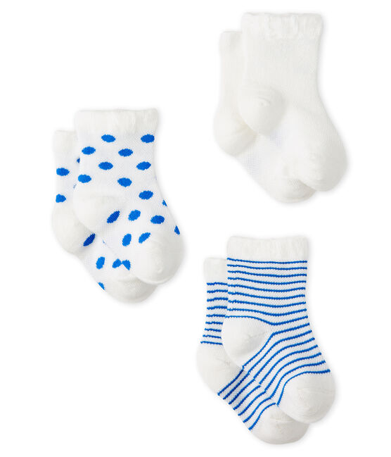 Baby Girls' Light Socks - 3-Piece Set . set
