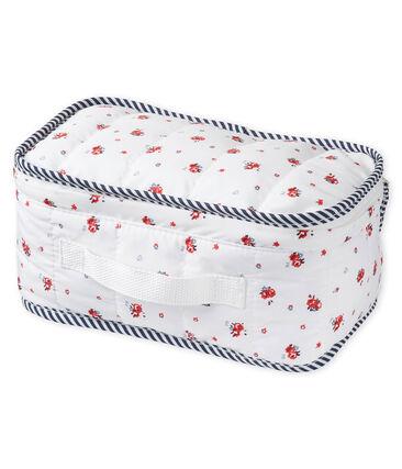 unisex baby's print toiletry bag
