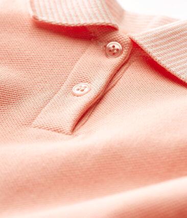 Baby girls' bodysuit/dress Rosako pink
