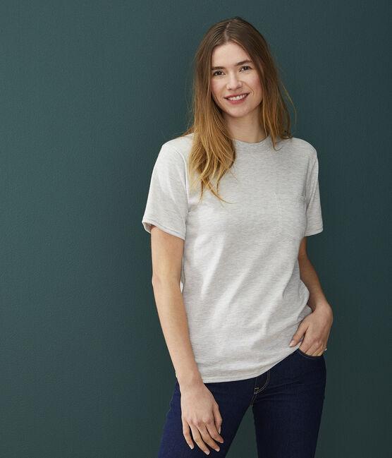 Women's/Men's T-shirt Beluga grey