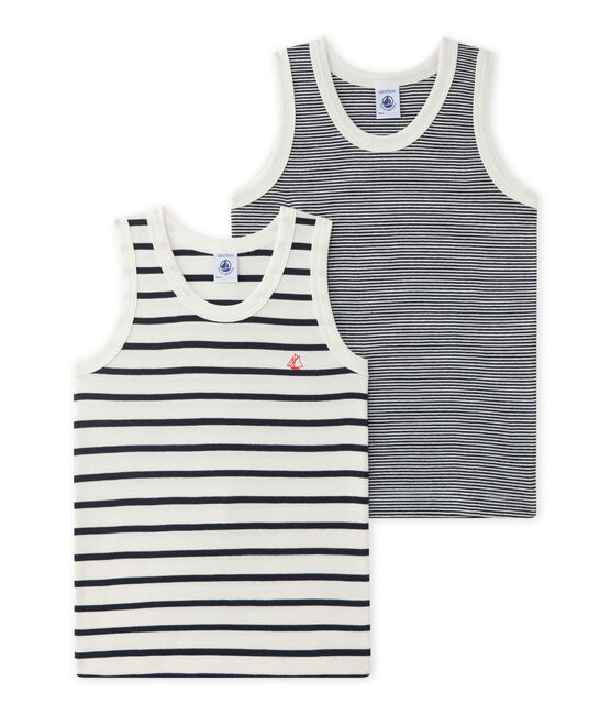 Boys' Vests - 2-Piece Set . set