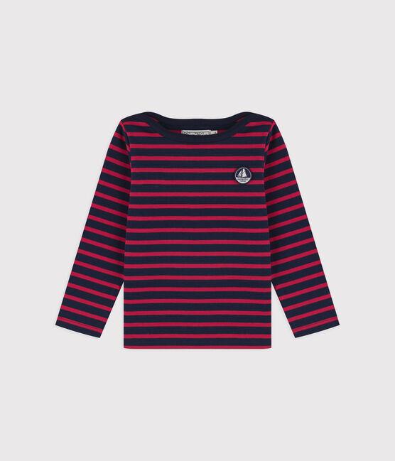 Boy's Jersey Sailor Top