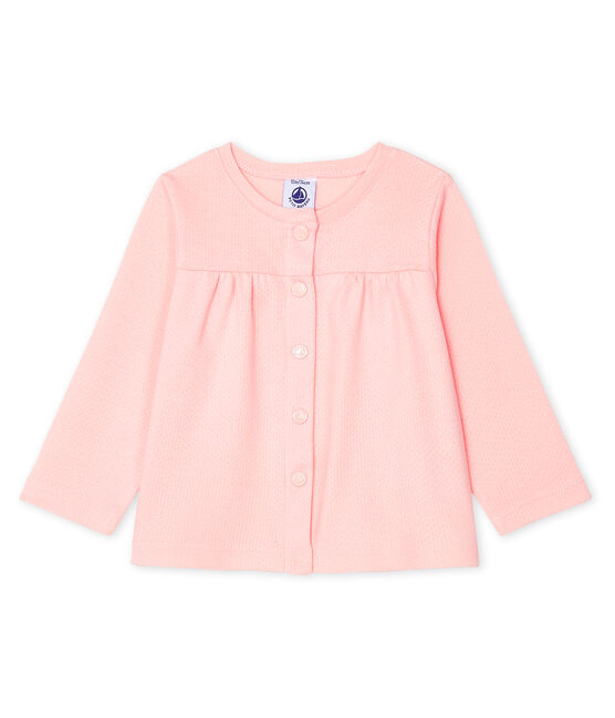 Baby Girls' Cardigan Minois pink