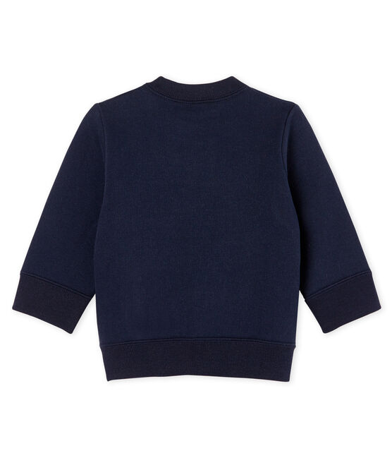 Baby Boys' Fleece Sweatshirt SMOKING